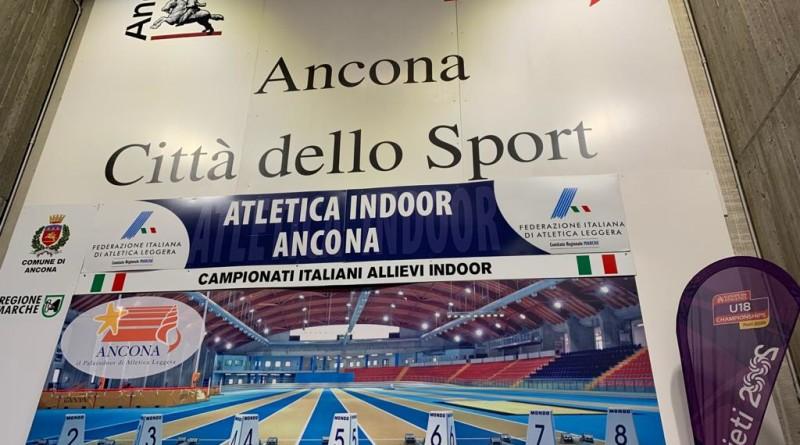 15-16 febbraio Ancona Città dello sport