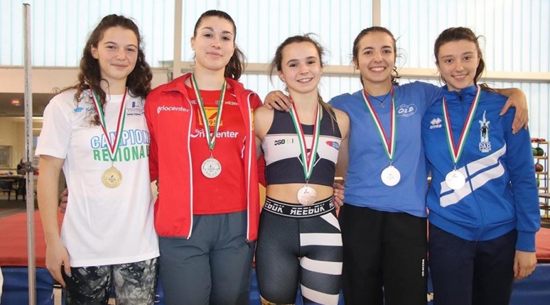 Campionati regionali individuali Allievi/e