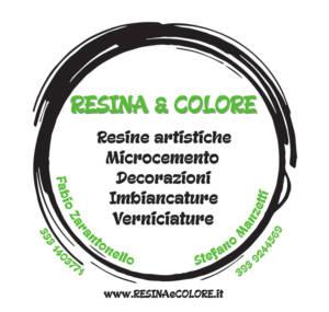 Resina & Colore