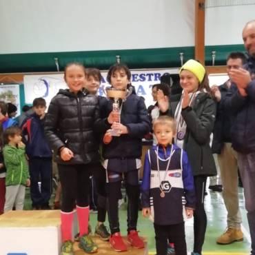 1^ Tappa Trofeo Banzato di corsa campestre: Buona la prima!!