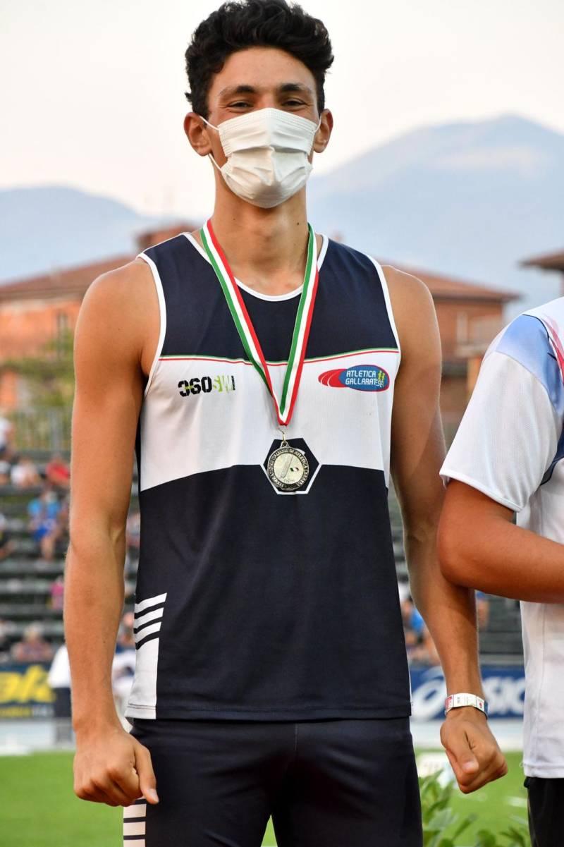 Campionati Italiani Allievi – Rieti- 11/12/ settembre