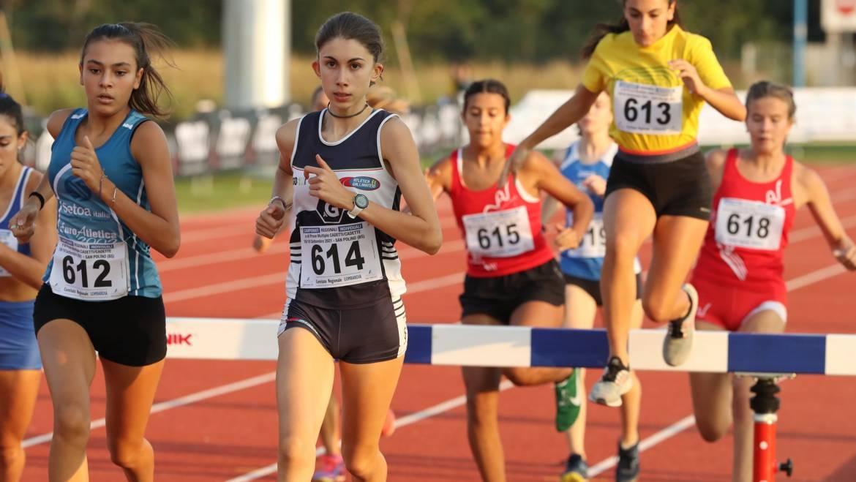Campionati Regionali Cadetti/e – Brescia 18/19 Settembre