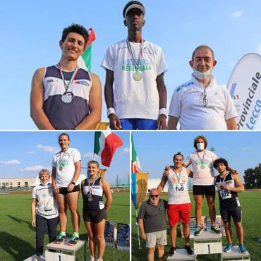 Campionati Regionali Juniores e Promesse 2021